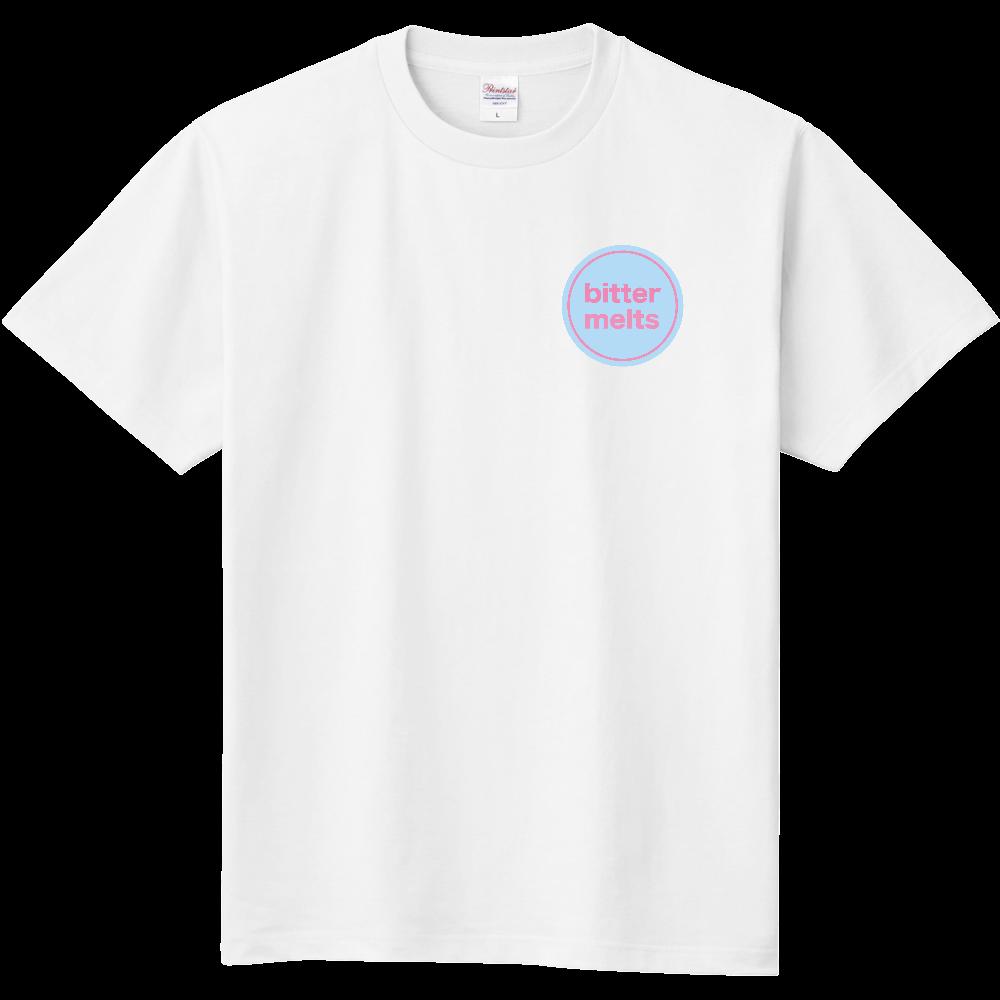 bitter melts 胸ロゴT 定番Tシャツ