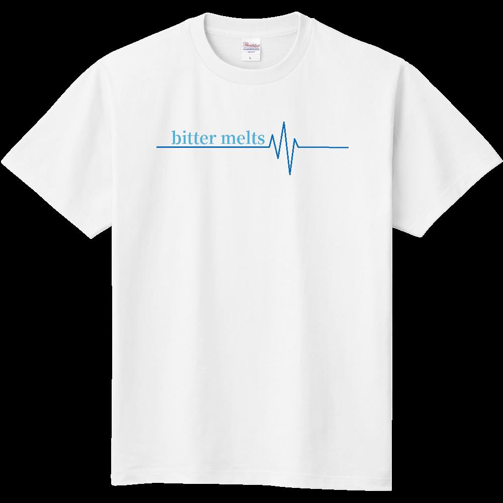 心電図ロゴTシャツ 定番Tシャツ