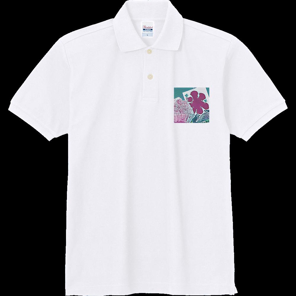 THE 氷 定番ポロシャツ