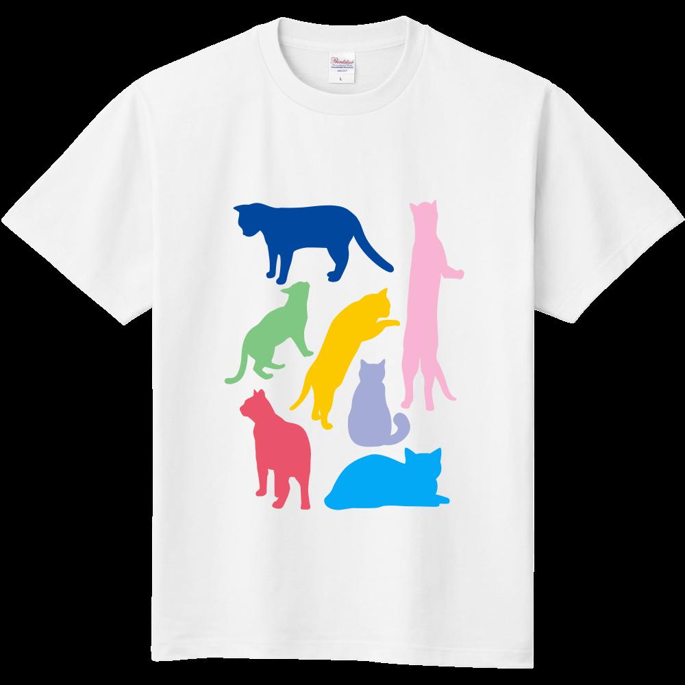 影猫Tシャツ 定番Tシャツ