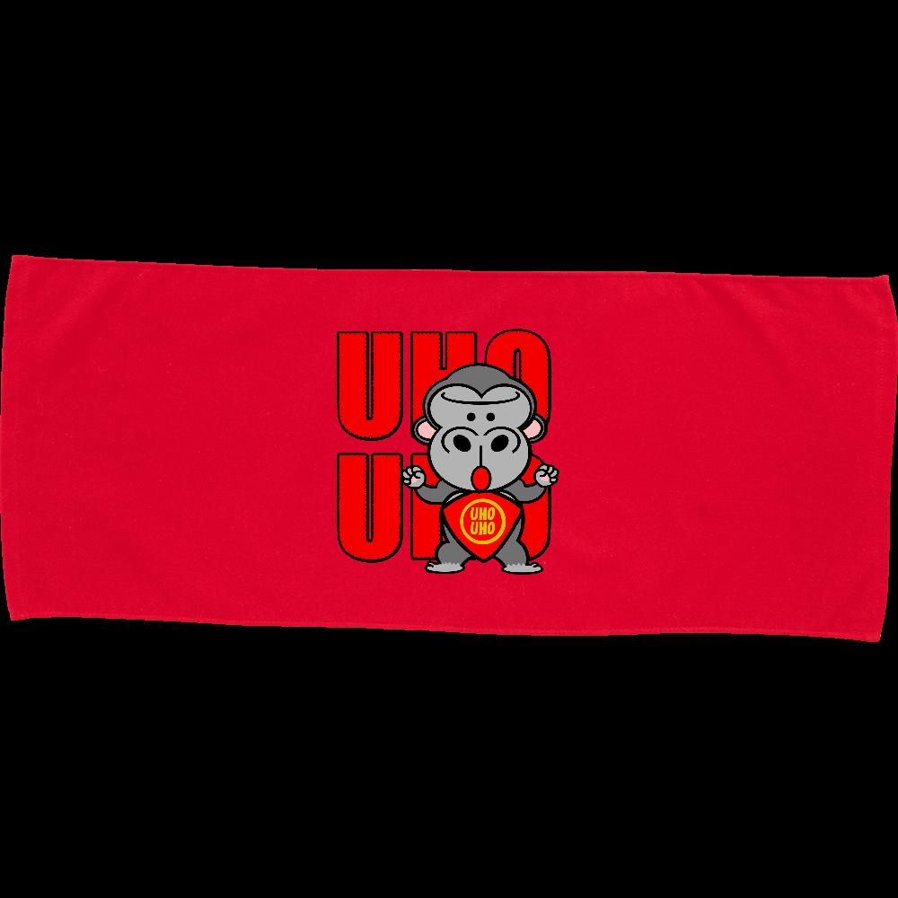 UHOUHOゴリッキー(金太郎バージョン) カラーフェイスタオル