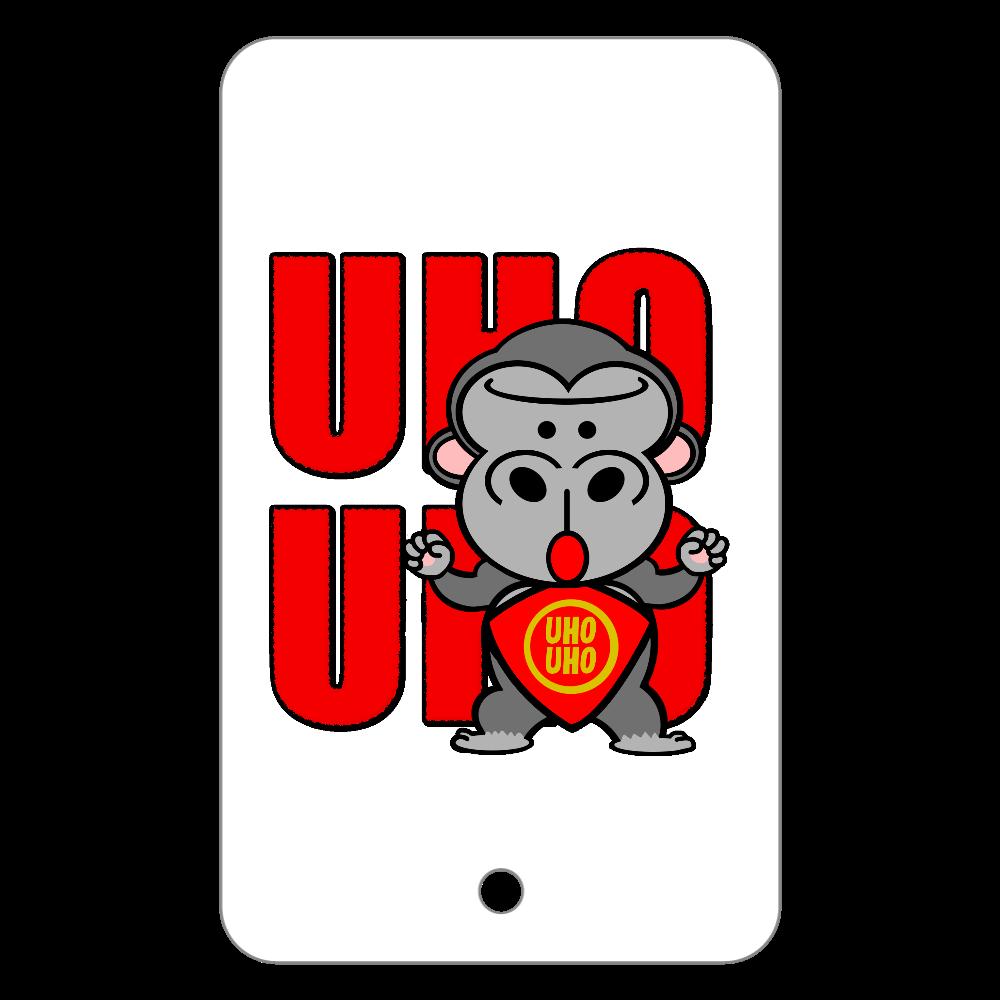 UHOUHOゴリッキー(金太郎バージョン) フラットパスケース