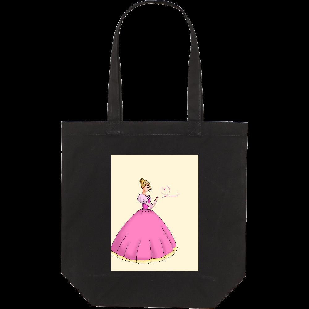 プリンセスの出会い スタンダードキャンバストートバッグ(M)