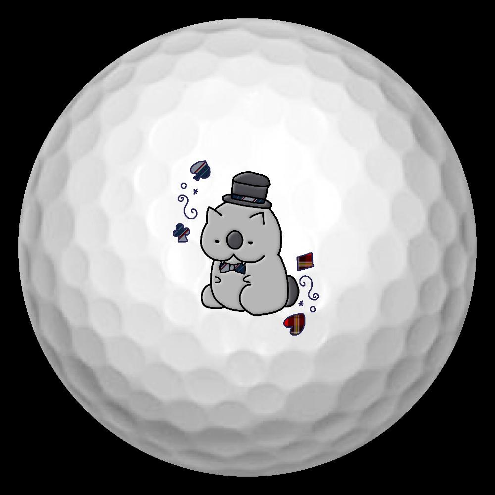 オシャレごろう ゴルフボール(3個セット)