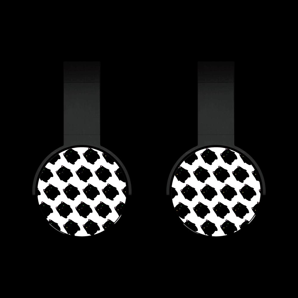 くろねこヘッドフォン Bluetoothヘッドフォン