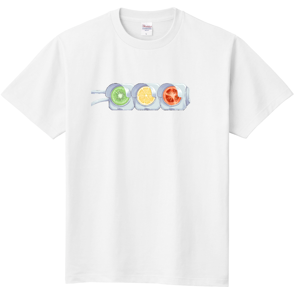 【オリラボマーケット限定】Traffic fruits Tシャツ 定番Tシャツ