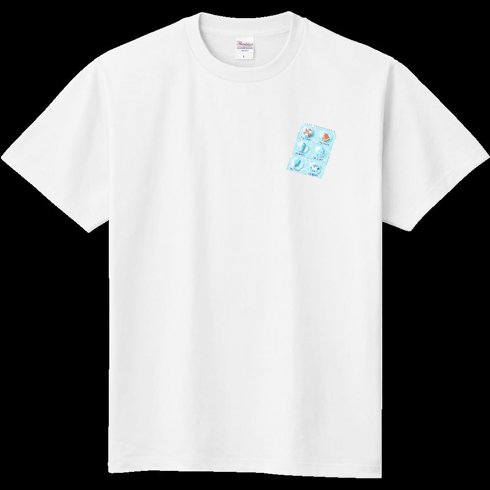 【オリラボマーケット限定】用法、用量を守って夏をお楽しみください。 Tシャツ 定番Tシャツ