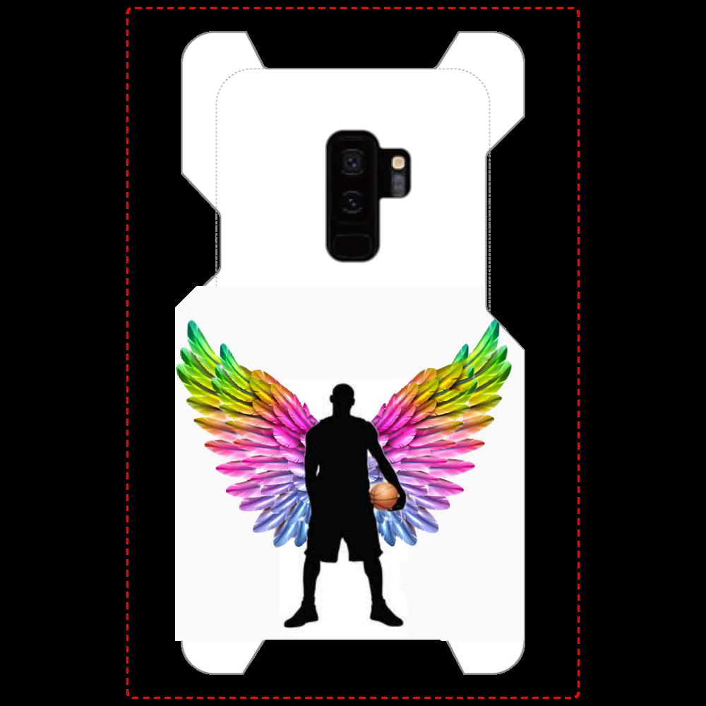 バスケ好きな方へ( ꈍᴗꈍ) Galaxy S9+(SC-03K)
