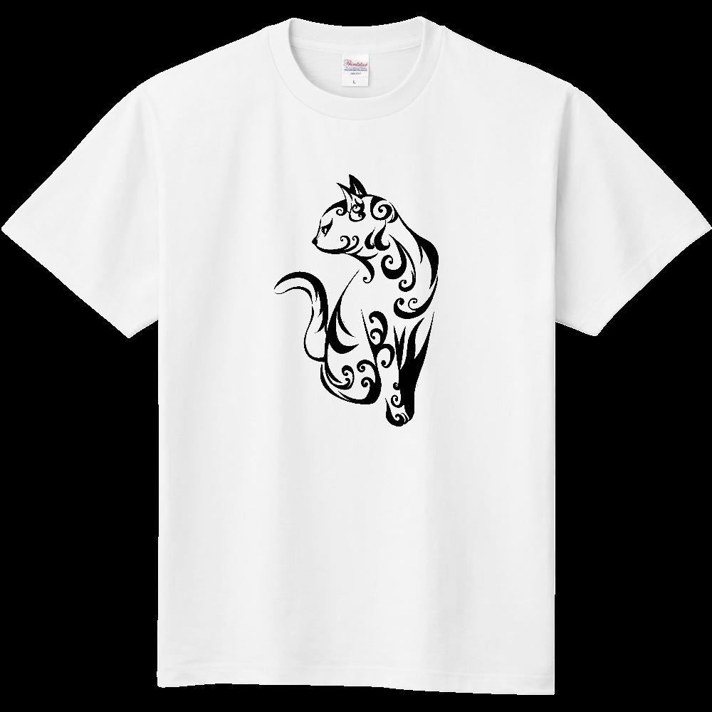 Tribal Cat 定番Tシャツ