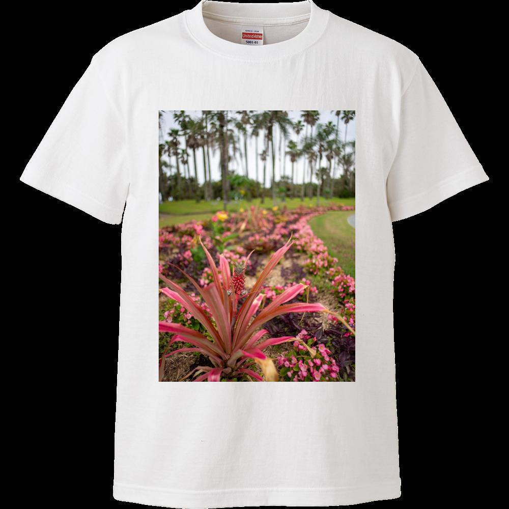 ピンクパインTシャツ ハイクオリティーTシャツ