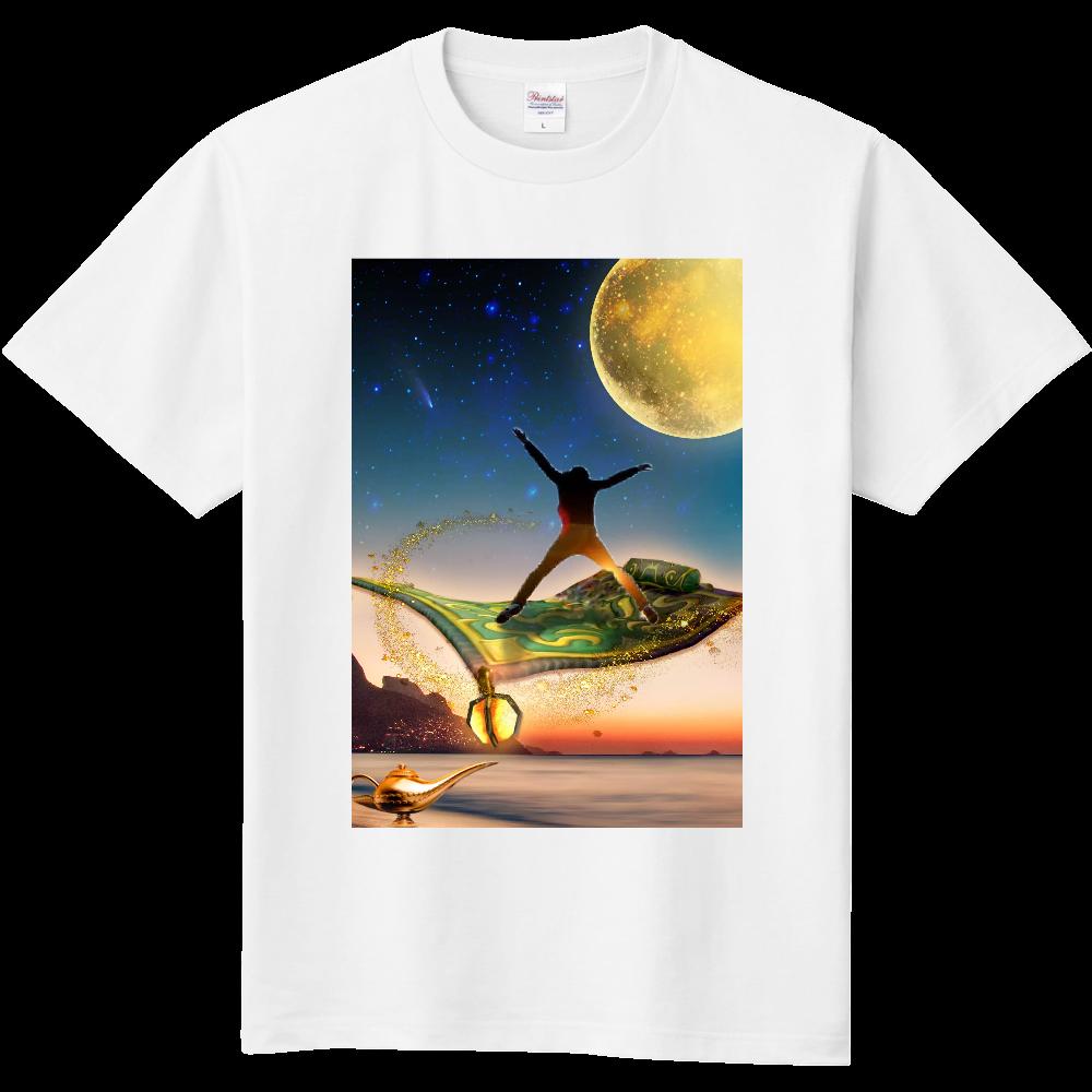 魔法の絨毯(◍•ᴗ•◍) 定番Tシャツ