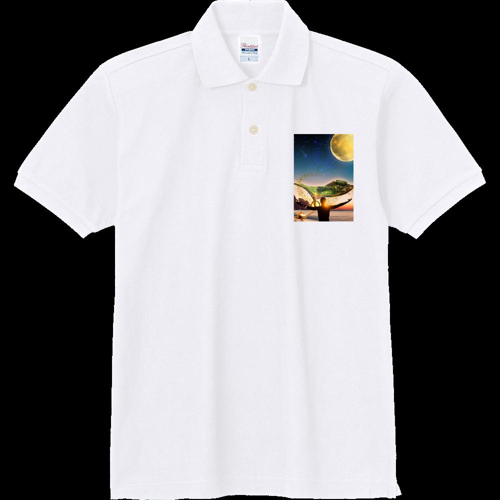 魔法の絨毯(◍•ᴗ•◍) 定番ポロシャツ