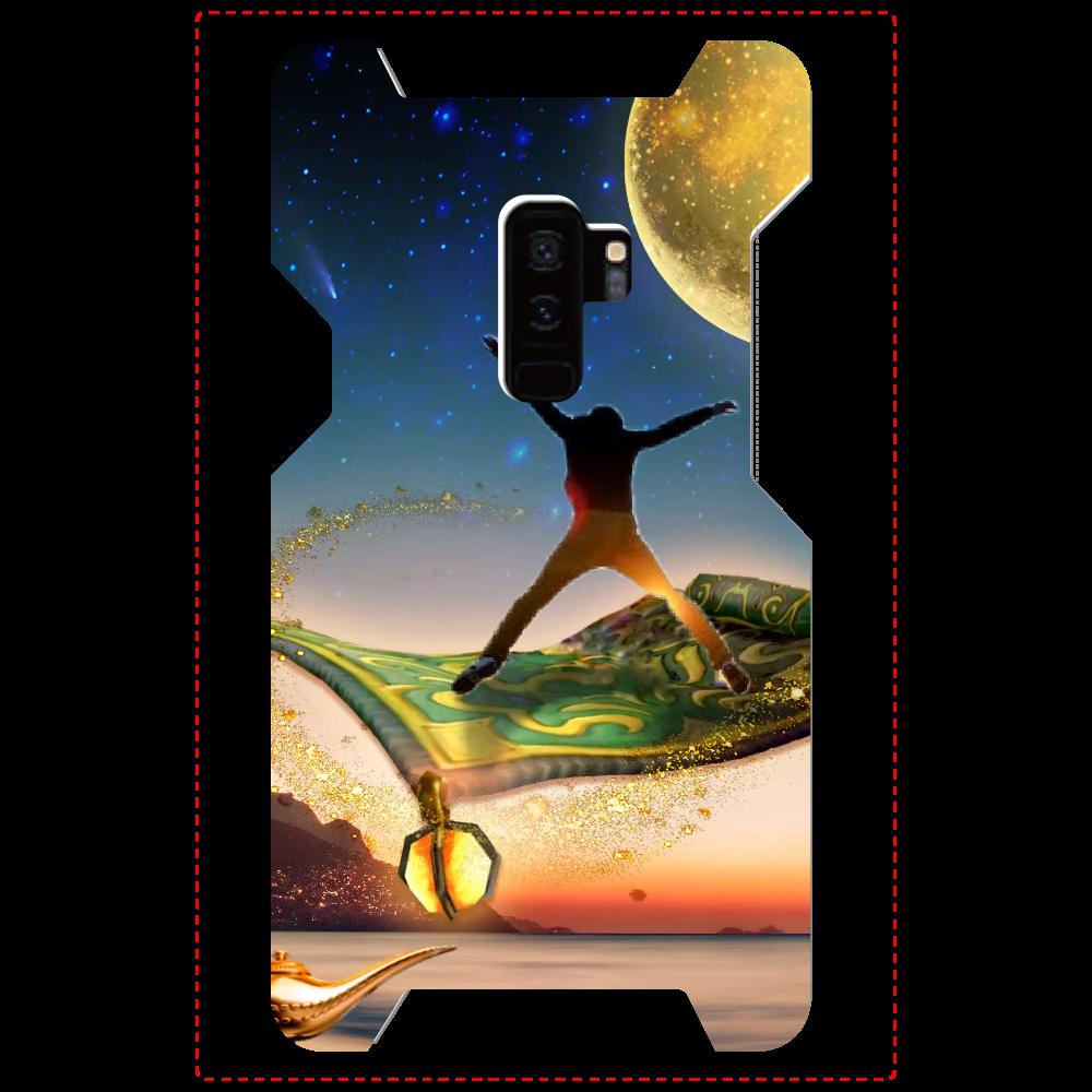 魔法の絨毯(◍•ᴗ•◍) Galaxy S9+(SC-03K)