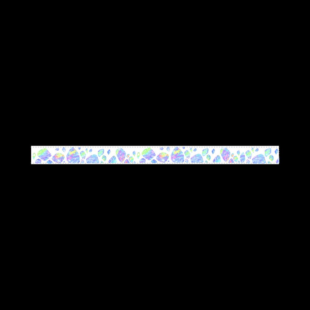 オパール色の氷 15mmマスキングテープ