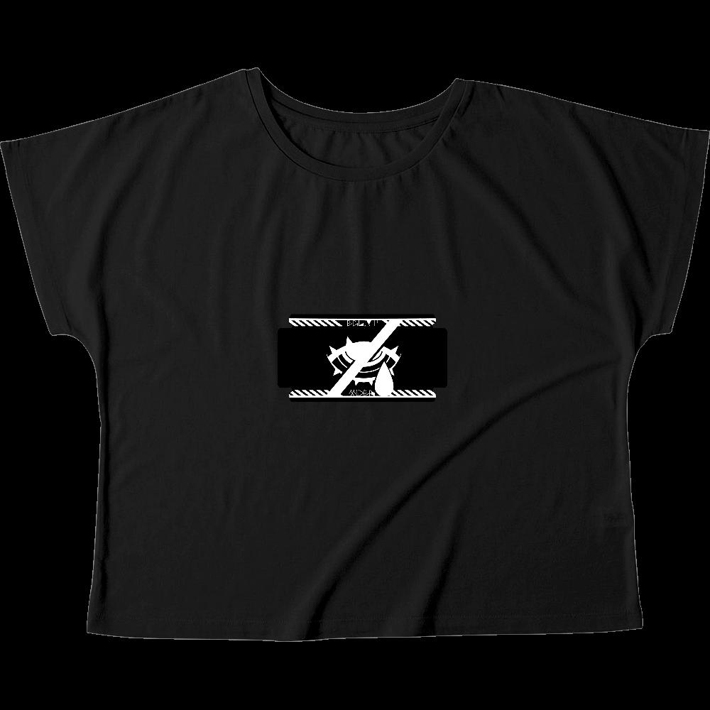 エゴイスト乙女オリジナルロゴアイテム ウィメンズ ドルマン Tシャツ