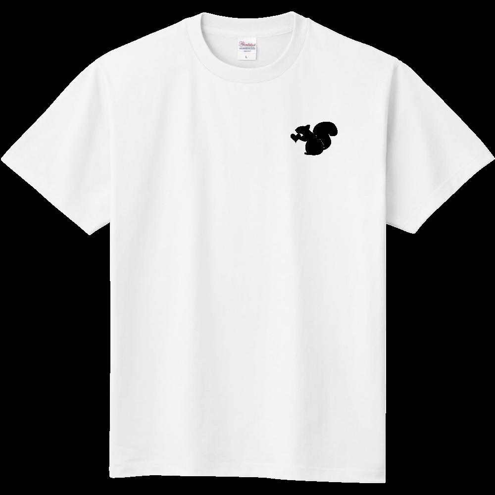 リス 定番Tシャツ