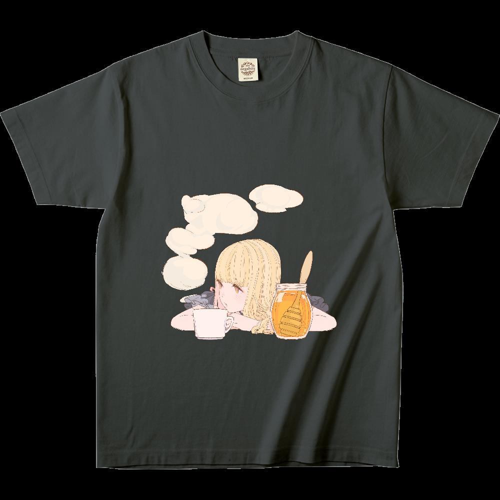 いいTしゃつ オーガニックコットンTシャツ
