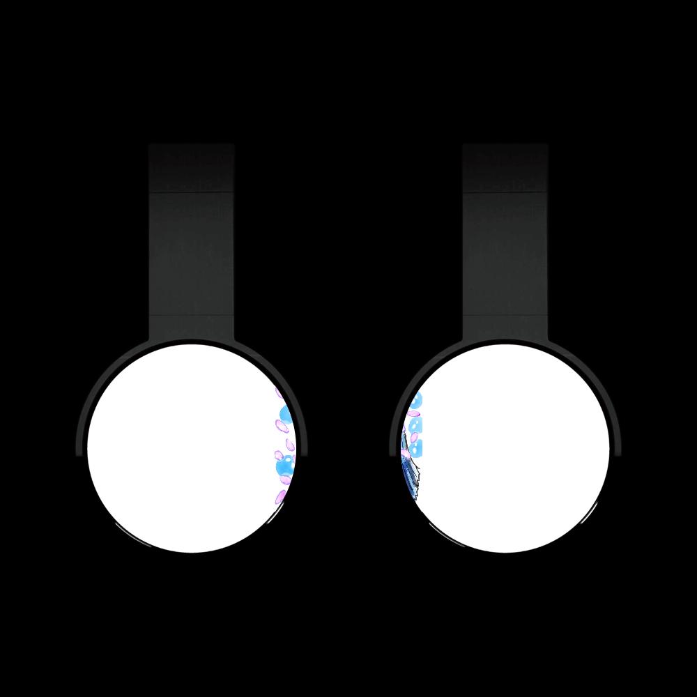 淡い少女 ORILAB MARKET.Version.11 Bluetoothヘッドフォン