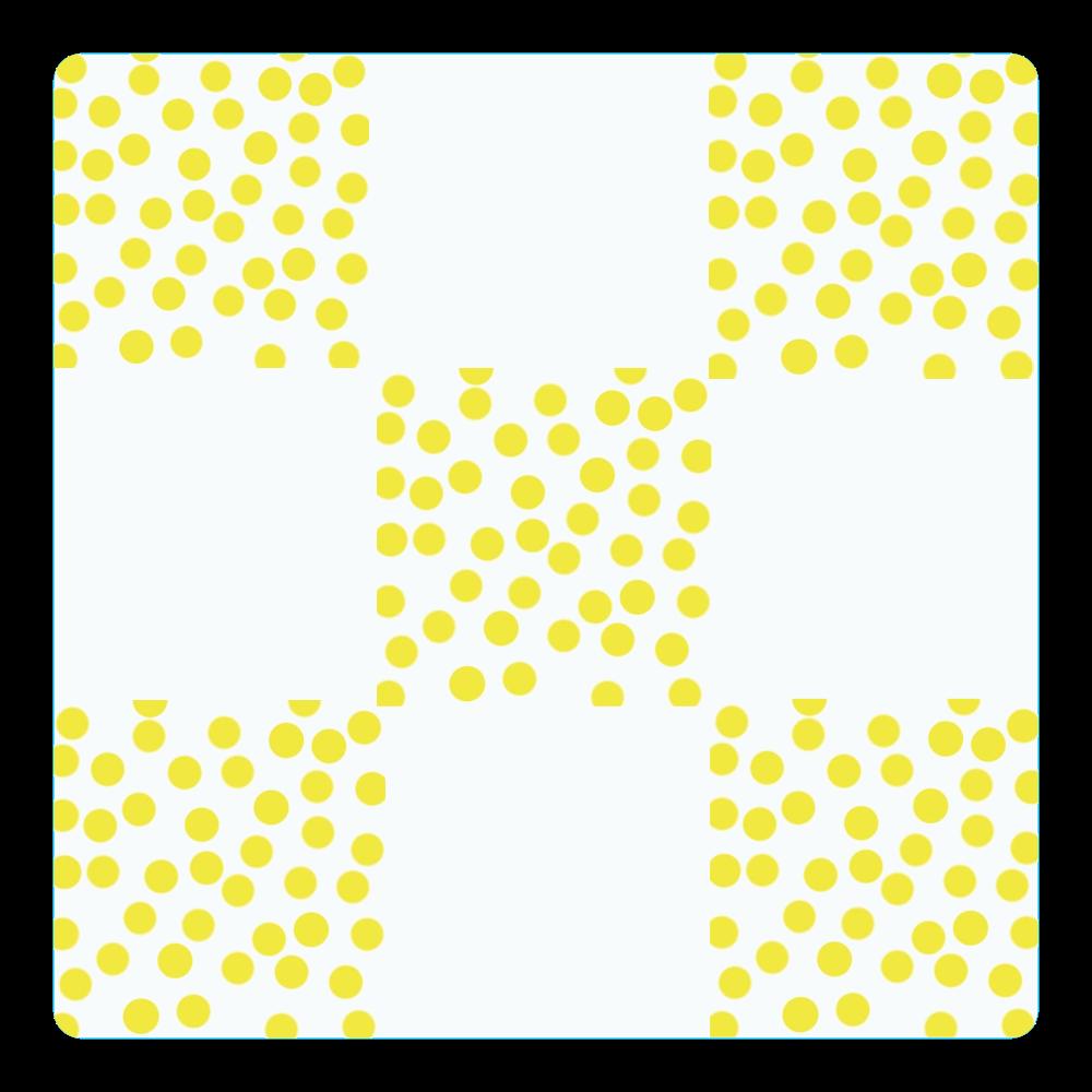 みずたまちゃん アクリルコースター(四角)