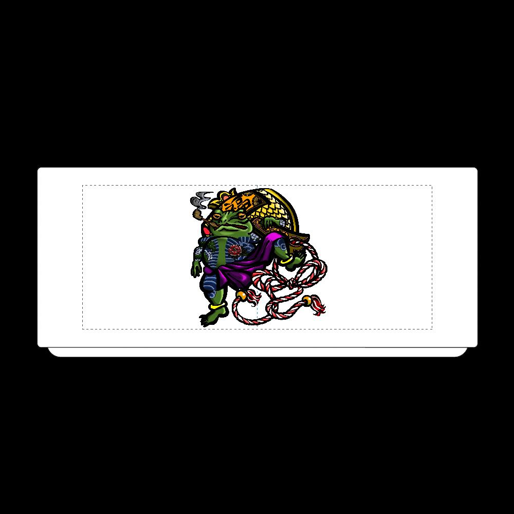 福を呼ぶ蛙と打ち出の小づち 彩色仕様 湯のみ(S)