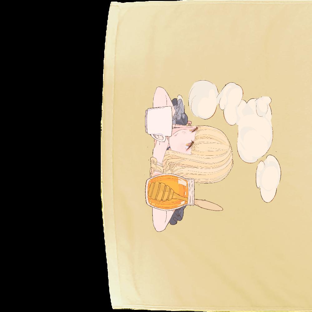 おふろ後のたおる シャーリングバスタオル