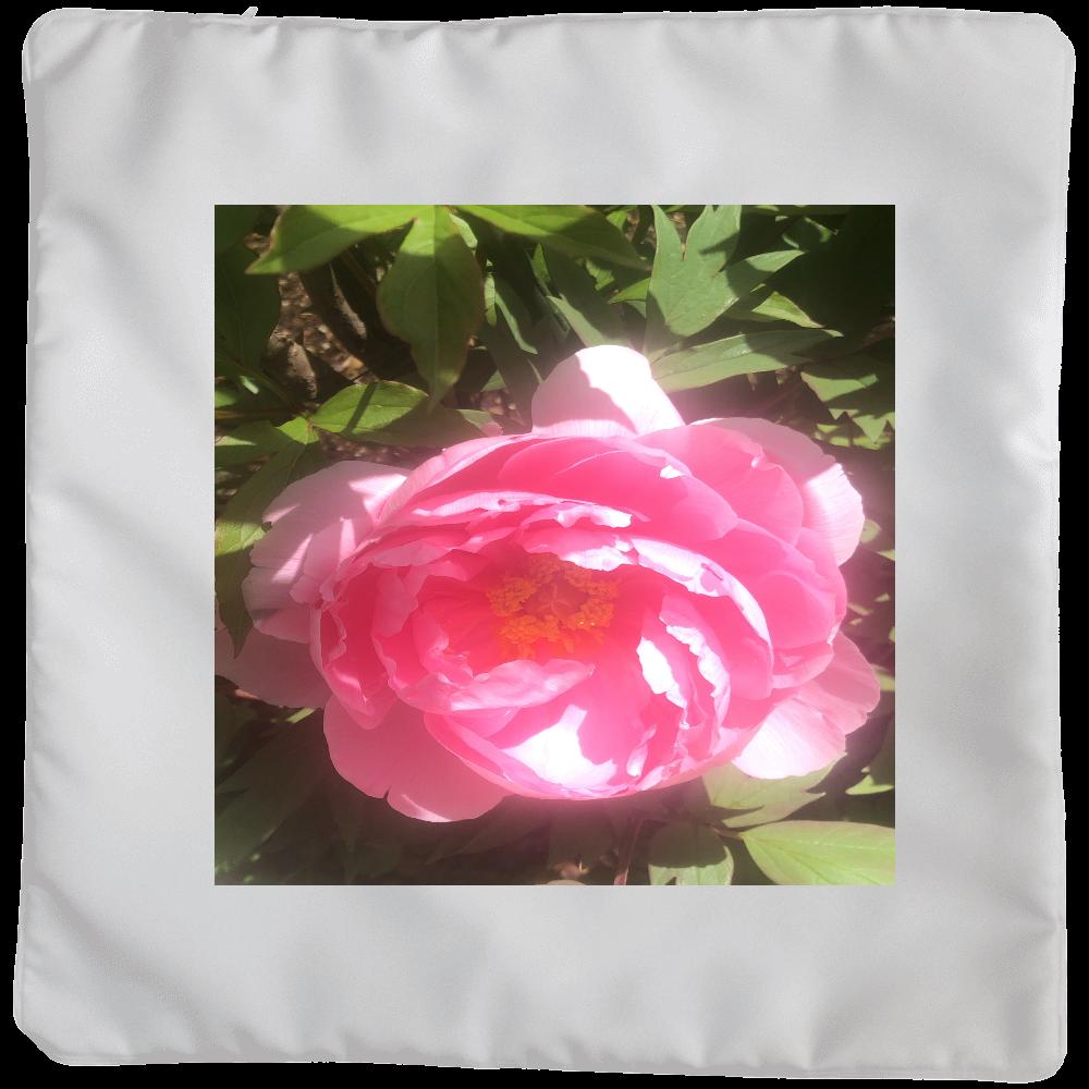 牡丹の花柄クッションカバー クッションカバー(大)カバーのみ