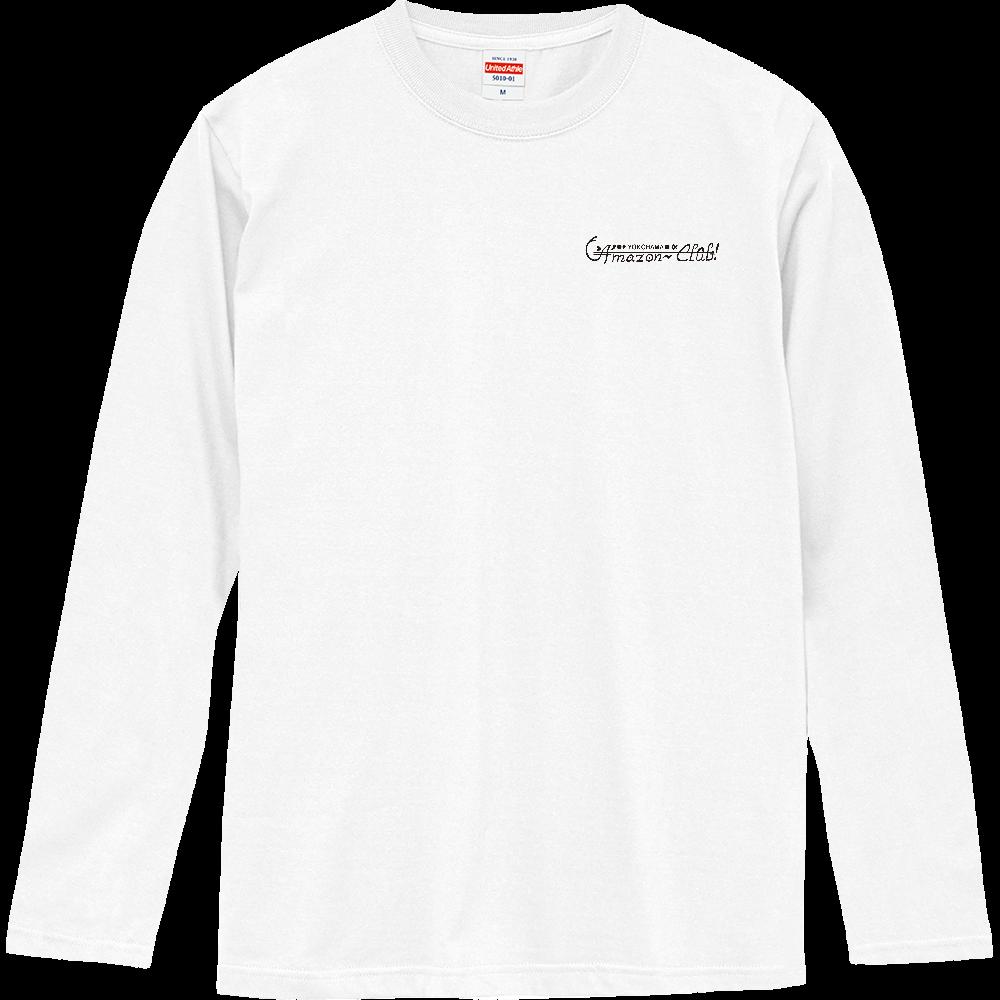 YOKOHAMA AMAZON CLUB ロングスリープTシャツ ロングスリーブTシャツ