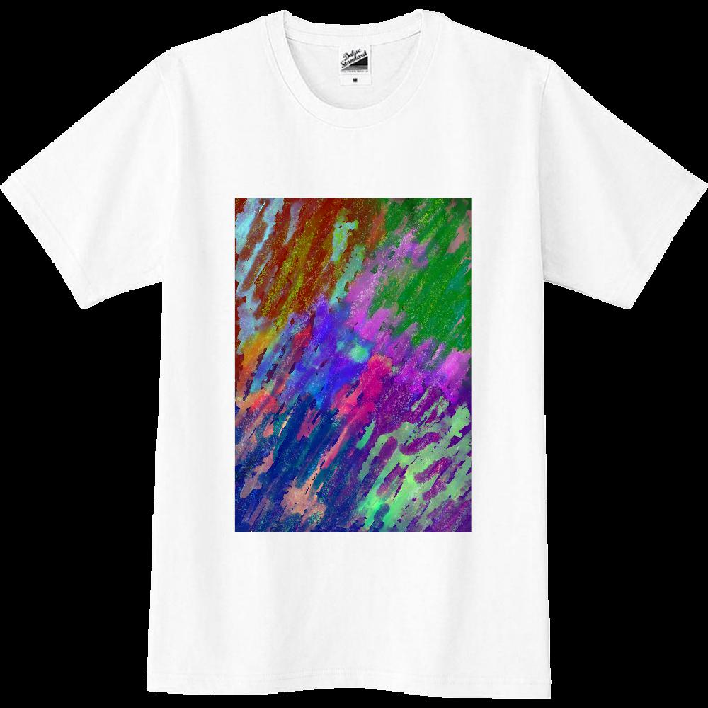 銀河系 ORILAB MARKET.Version スリムTシャツ