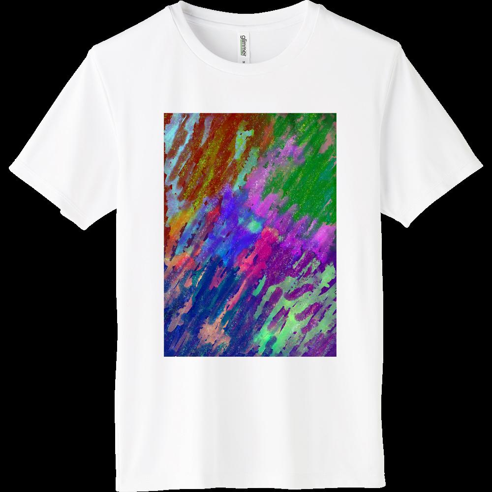 銀河系 ORILAB MARKET.Version インターロックドライTシャツ
