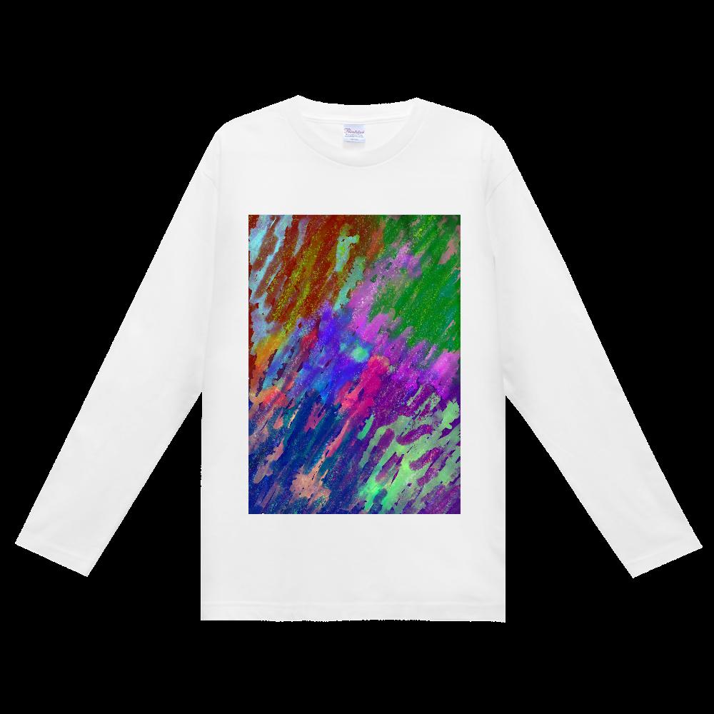 銀河系 ORILAB MARKET.Version ヘビーウェイト長袖Tシャツ