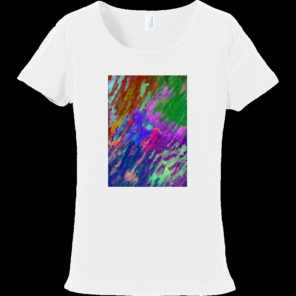 銀河系 ORILAB MARKET.Version.5 フライスTシャツ