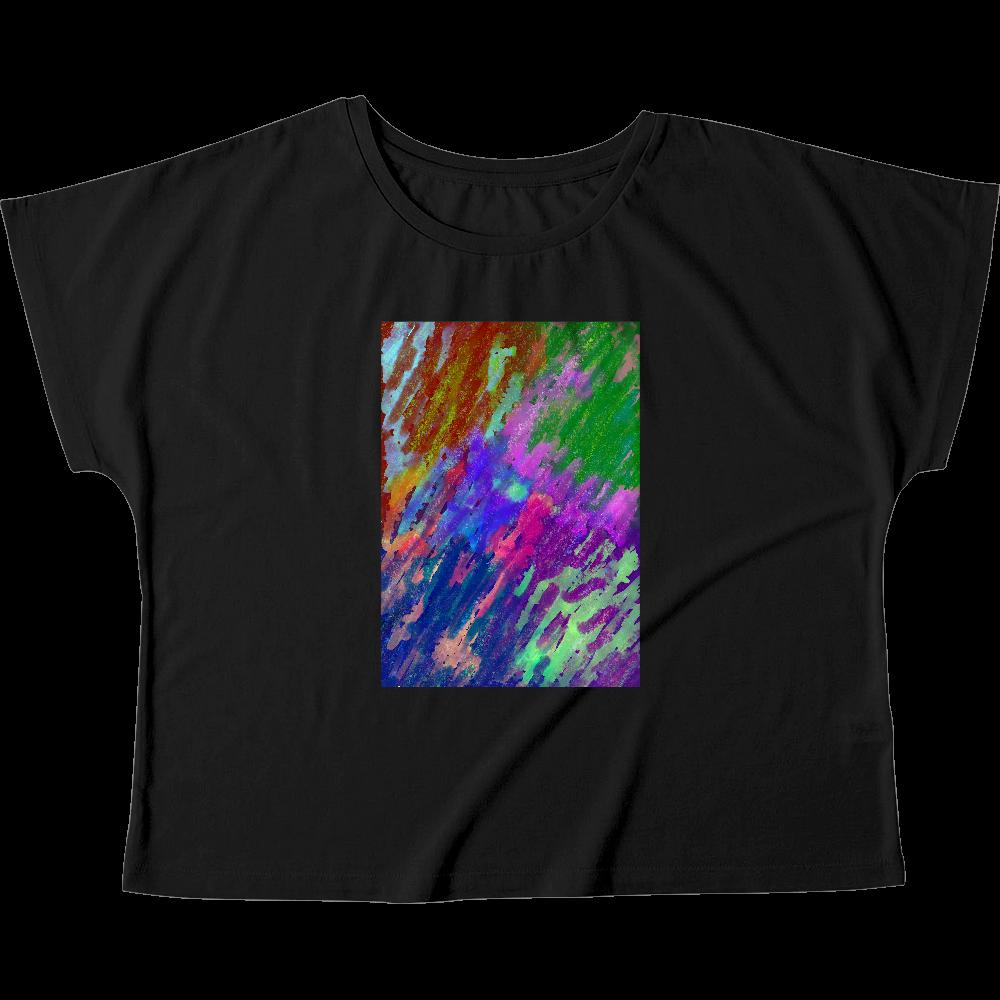 銀河系 ORILAB MARKET.Version.5 ウィメンズ ドルマン Tシャツ