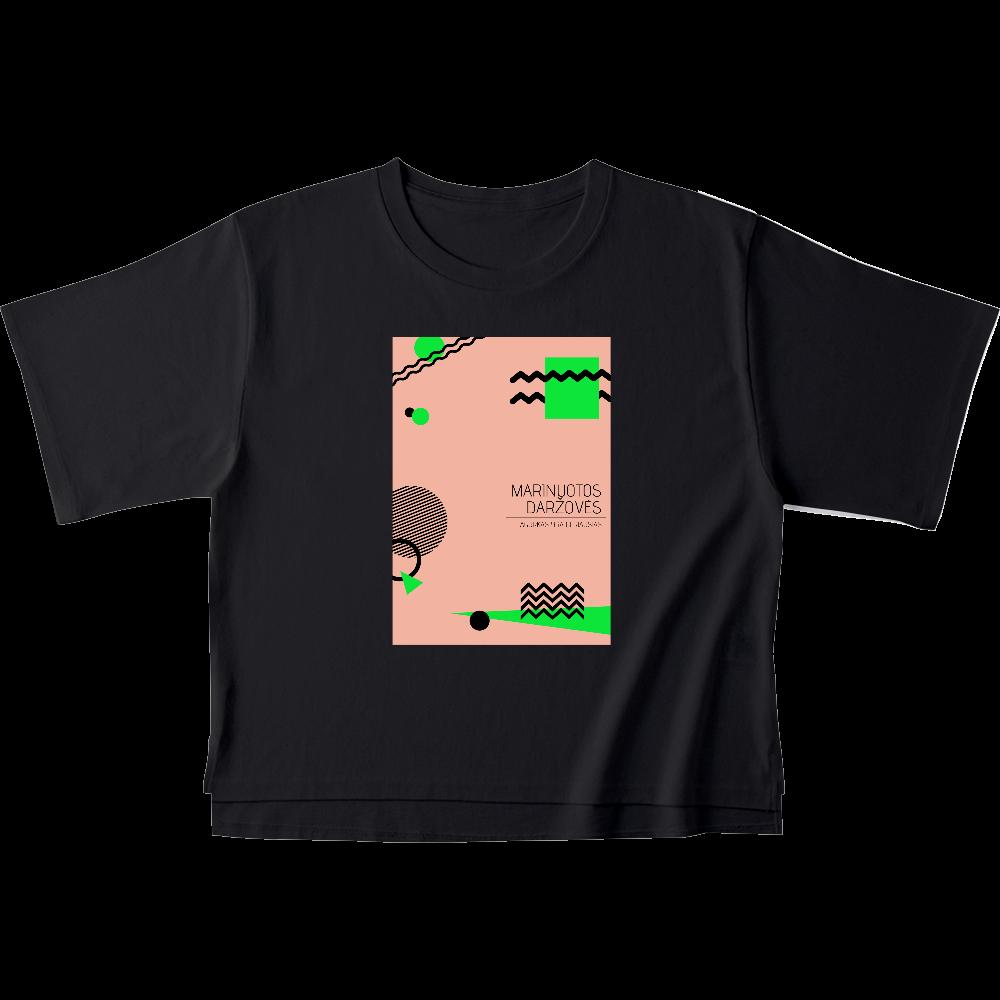 漬け物Tシャツ オープンエンドマックスウェイトウィメンズオーバーTシャツ