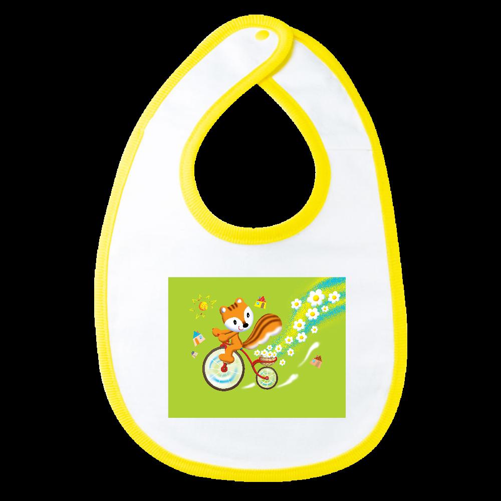 リスの花サイクリング ベイビービブ