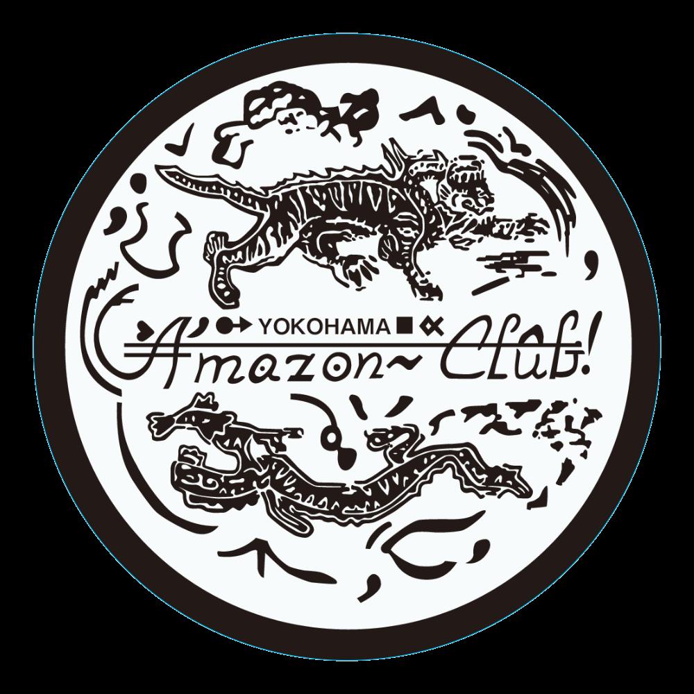 YOKOHAMA AMAZON CLUB コースター アクリルコースター(丸)