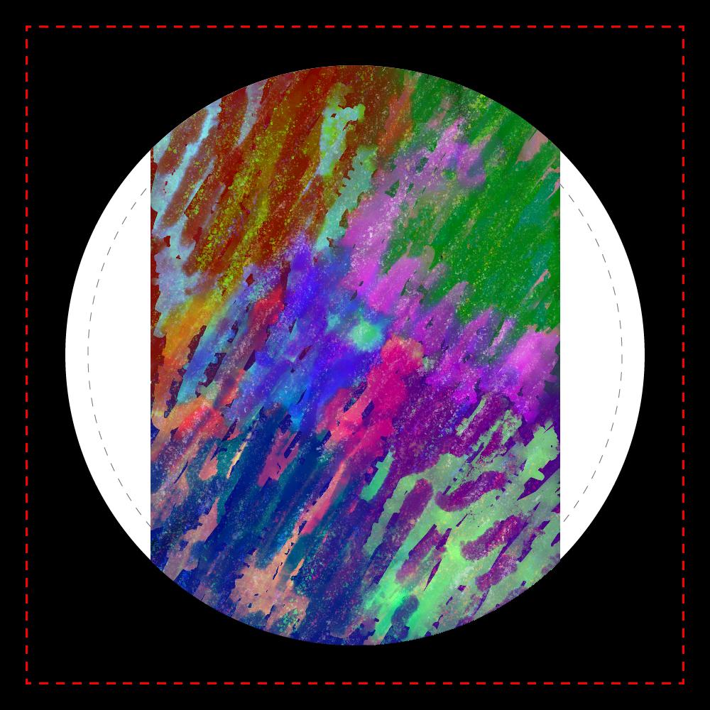 銀河系 ORILAB MARKET.Version.11 レザーバッジ