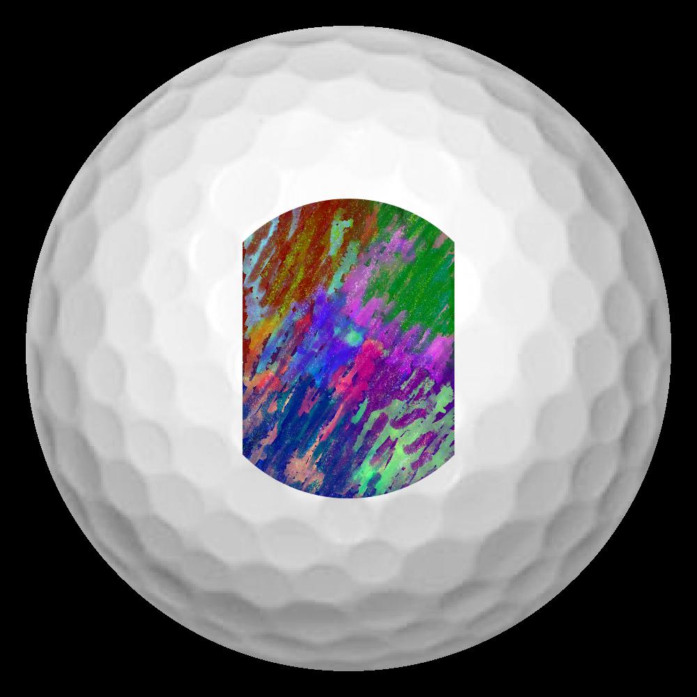 銀河系 ORILAB MARKET.Version.12 ゴルフボール(3個セット)