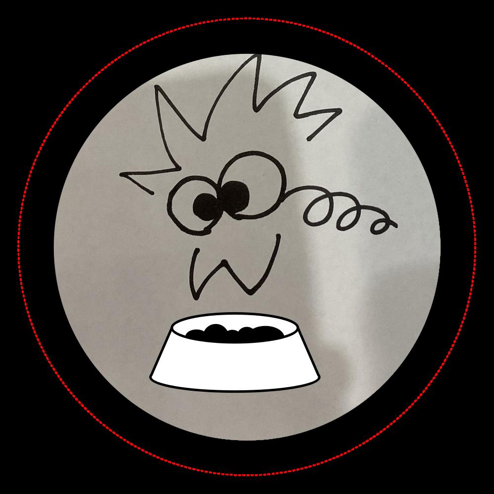 「2021年8月11日 22:29」に作成したデザイン オリジナル缶バッジ白背景(44mm)