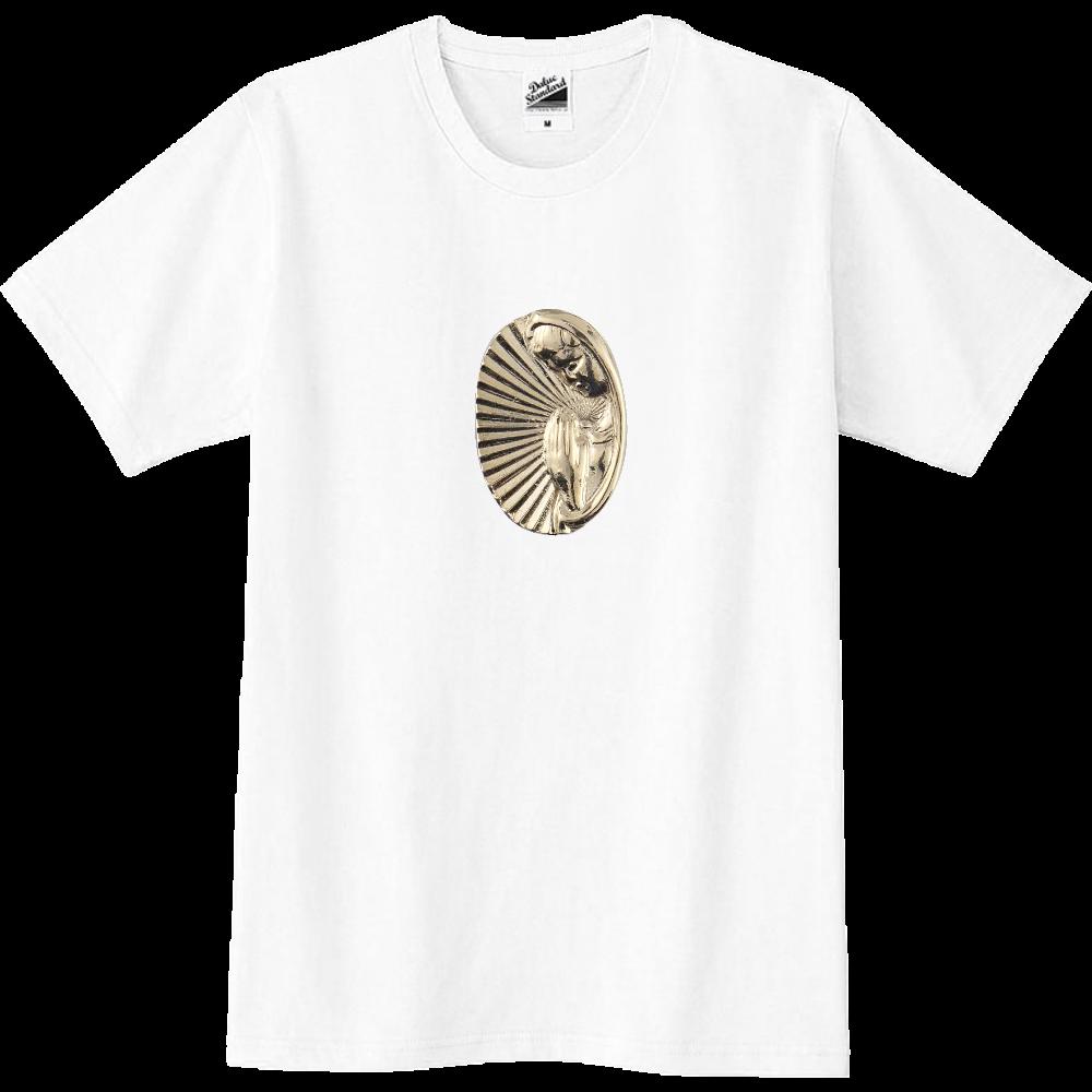 祈り スリムTシャツ ロゴ スリムTシャツ