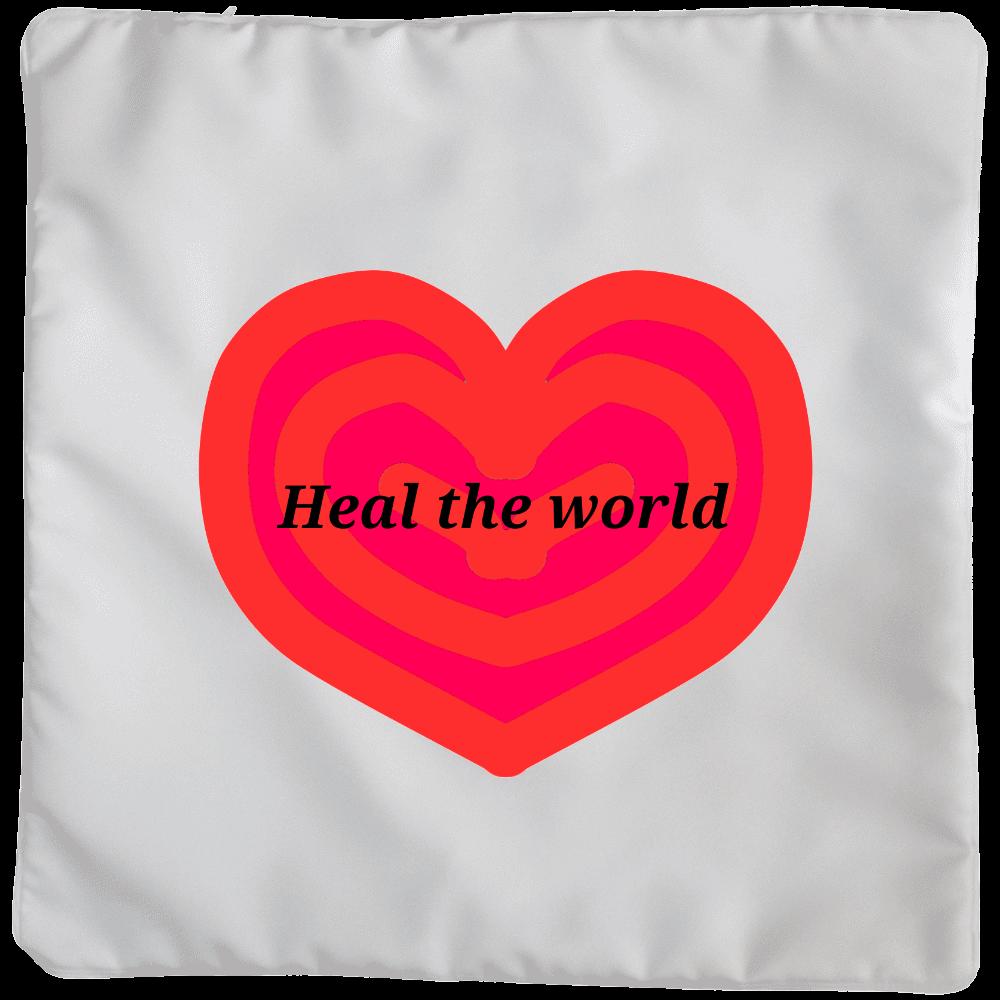 Heal the world~世界を癒そう~ クッションカバー(大)カバーのみ