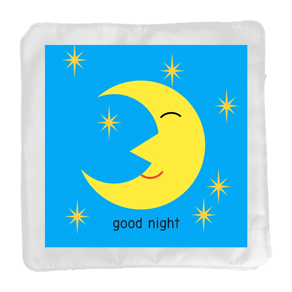 good night クッション(小)