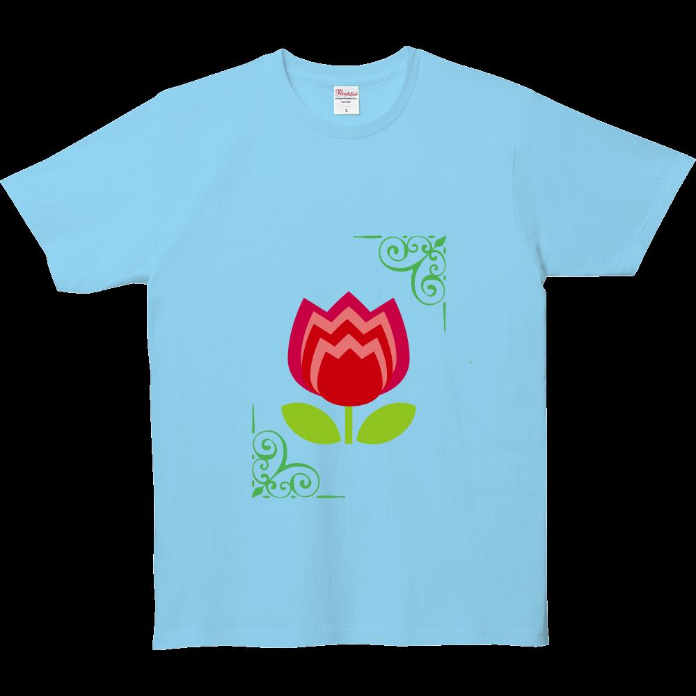 チューリップ 5.0オンス ベーシックTシャツ(キッズ)