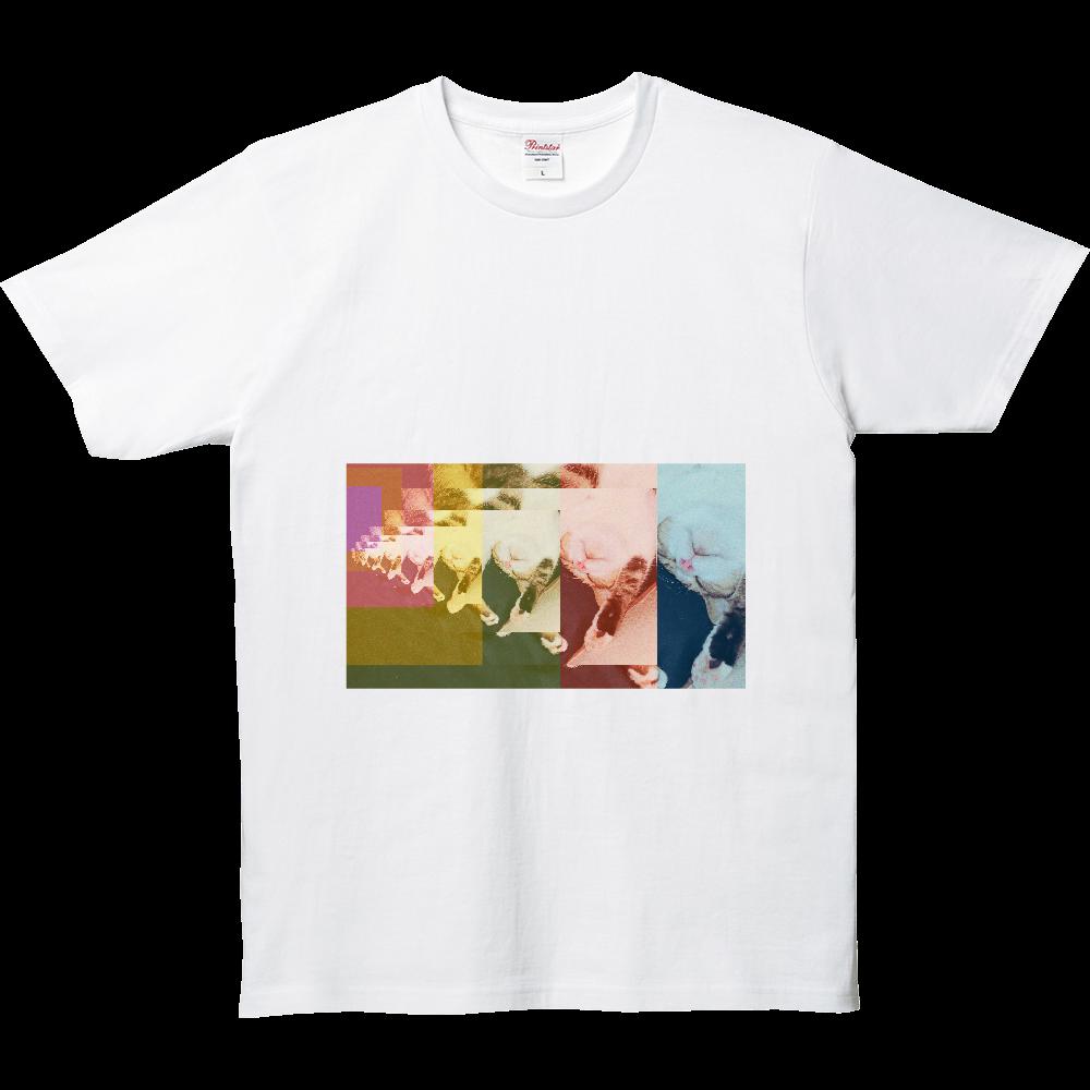 サクラシリーズ 【サクラがいっぱい】 5.0オンス ベーシックTシャツ(キッズ)