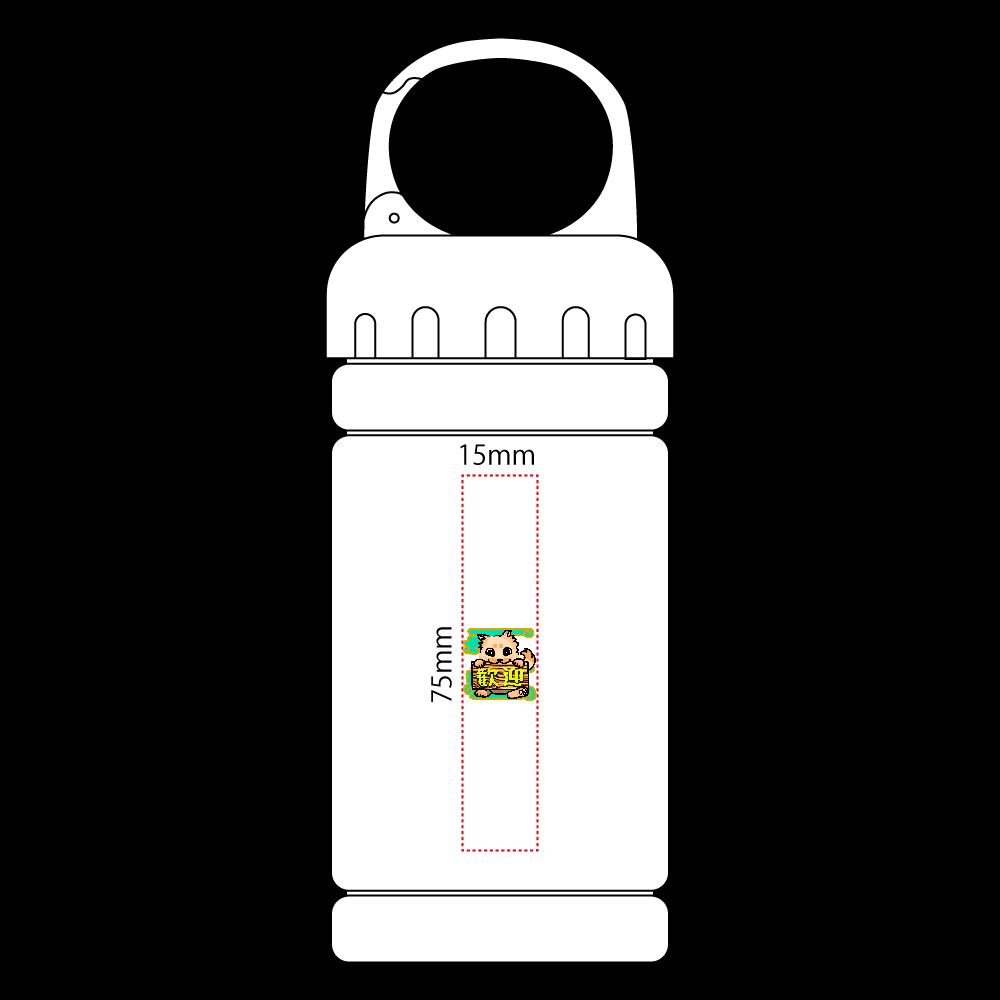 お出迎えの歓迎わんこ 涼感マフラータオル(ボトルケース付)
