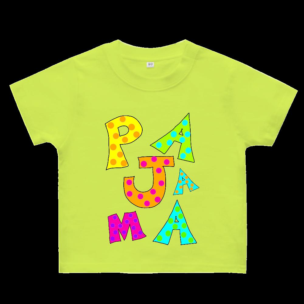 パジャマTシャツ ヘビーウェイトベビーTシャツ