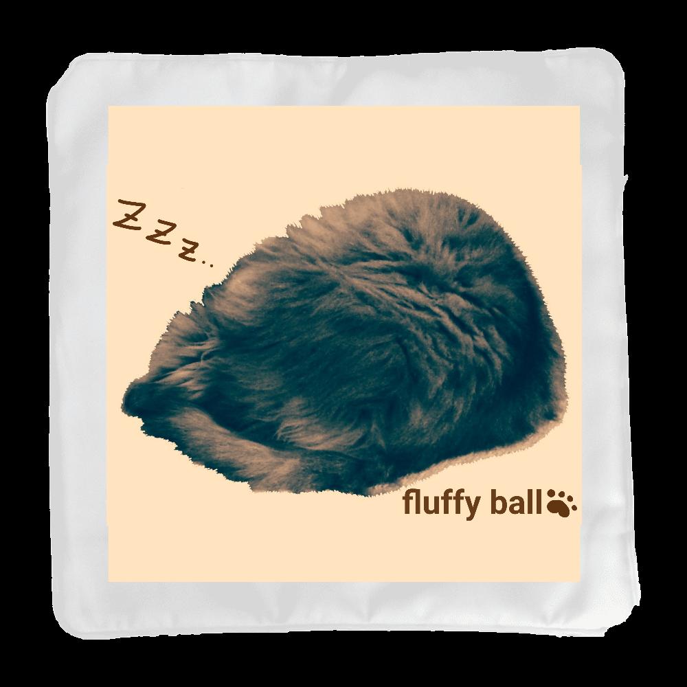 もふ猫ボール クッションカバー(小)カバーのみ