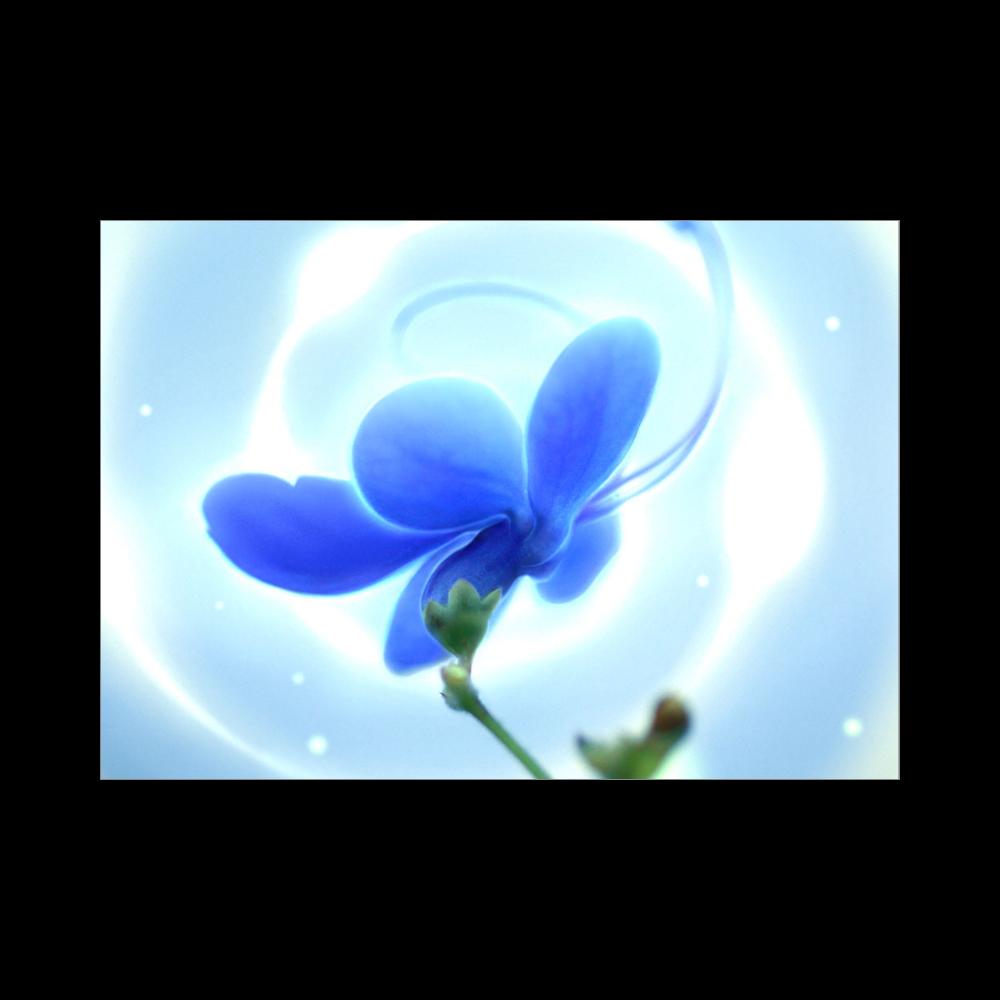 ブルーエルフェン☆彡 ブランケット - 700 x 1000 (mm) - ポリエステル