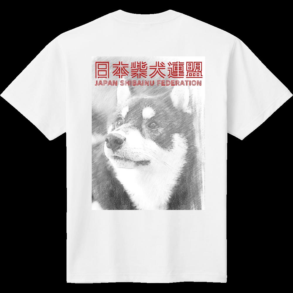 日本柴犬連盟Tシャツver2 定番Tシャツ