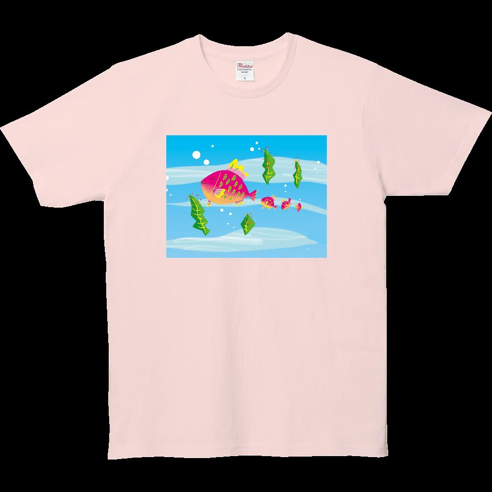 お母さんと一緒 5.0オンス ベーシックTシャツ(キッズ)