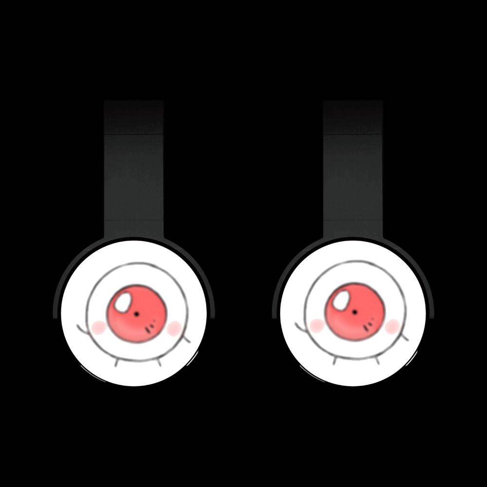 おめめくんヘッドフォン Bluetoothヘッドフォン